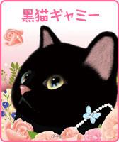 choo choo 黒猫ギャミー