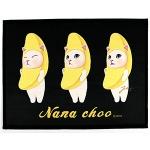 猫のインテリアマット バナナ