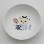 猫の小皿 アリス