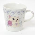 猫のマグカップ ヘブン