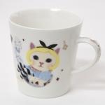 猫のマグカップ アリス