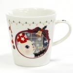 猫のマグカップ クリスマス