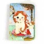 猫のウィンクカードケース ビーナス