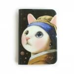 猫のカードケースH2 ターバン