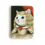 猫のウィンクカードケース マルガリータ王女