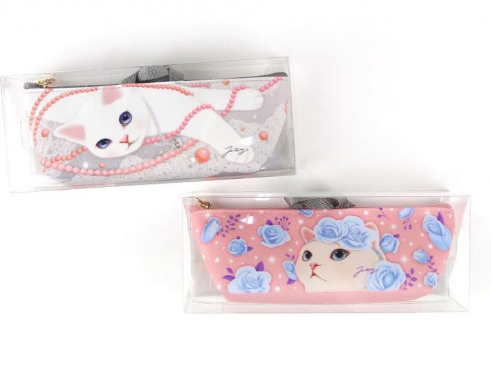 透明なケースにいれてお届けします。<br>ちょっとしたプレゼントにもピッタリです☆<br>※写真は別の柄のものです。
