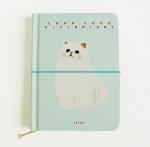 猫の手帳  ビビッド ミント