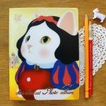 猫のフォトアルバム2 白雪姫