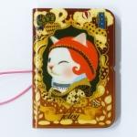 猫のカードケース  プリンセス