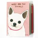 犬の手帳 チワワ