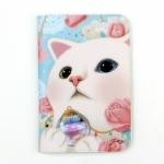 猫のパスポートケース4 ヘブン