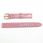 猫の腕時計用替えベルト ピンクゴールド/ピンク