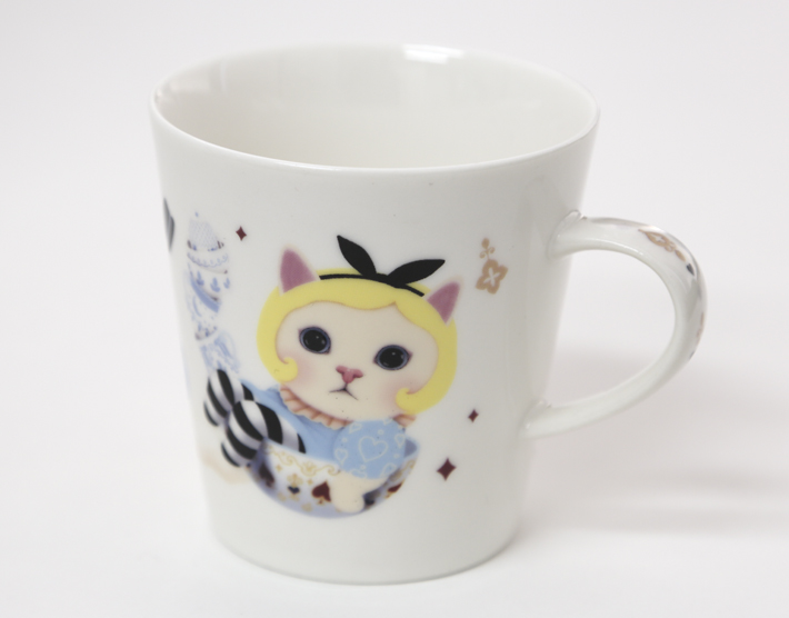 大人気のマグカップの新柄です。