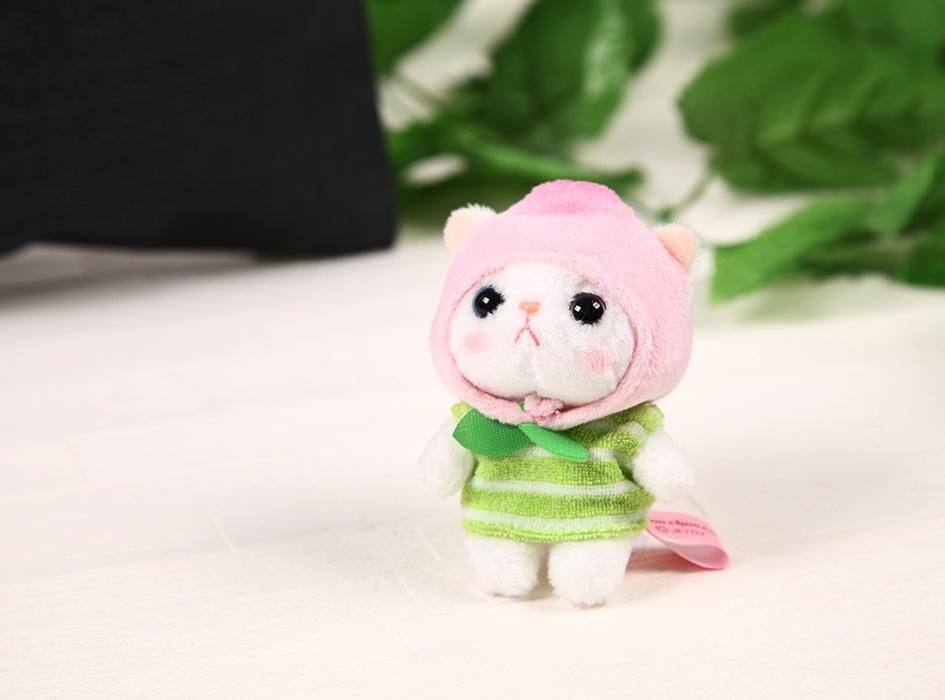 つぶらな瞳がとってもキュート♪<br>日本オリジナルの<br>マスコット!