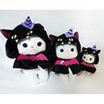 猫の着ぐるみコスチューム ハロウィン・黒猫
