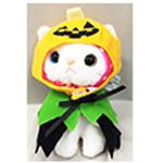 猫の着ぐるみコスチューム ハロウィン・かぼちゃマント