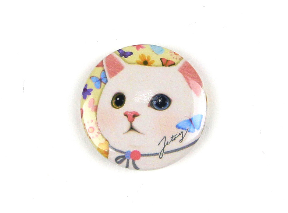 猫のミニマグネット