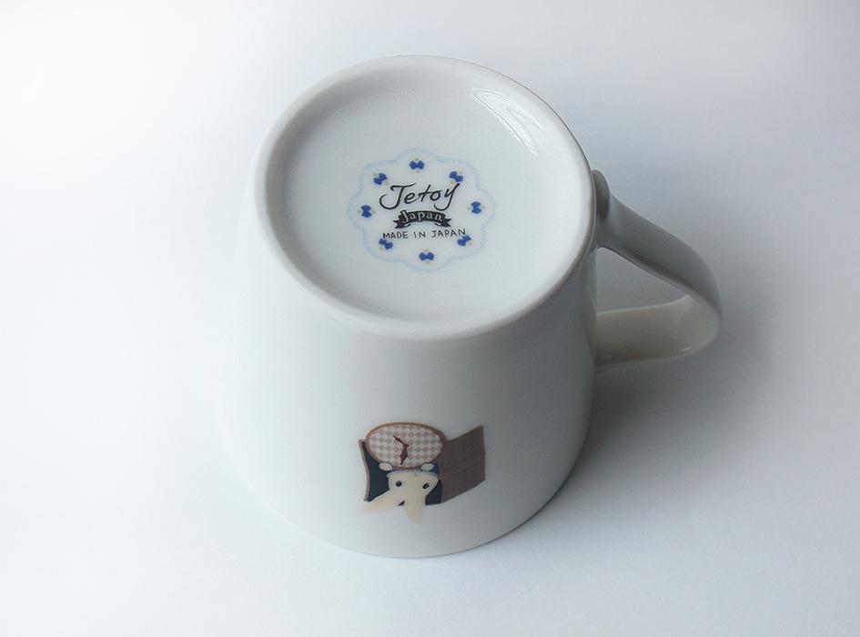 底面には日本オリジナル商品の証、<br>【Jetoy Japan】のロゴが<br>しっかりと入っています◎