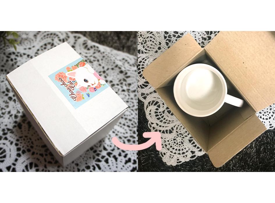 箱に入れてお届けします!<br>ねこ好きさんへの<br>プレゼントにもおすすめです☆<br>※画像は別の柄となります。