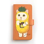 猫のスマホケース 手帳型