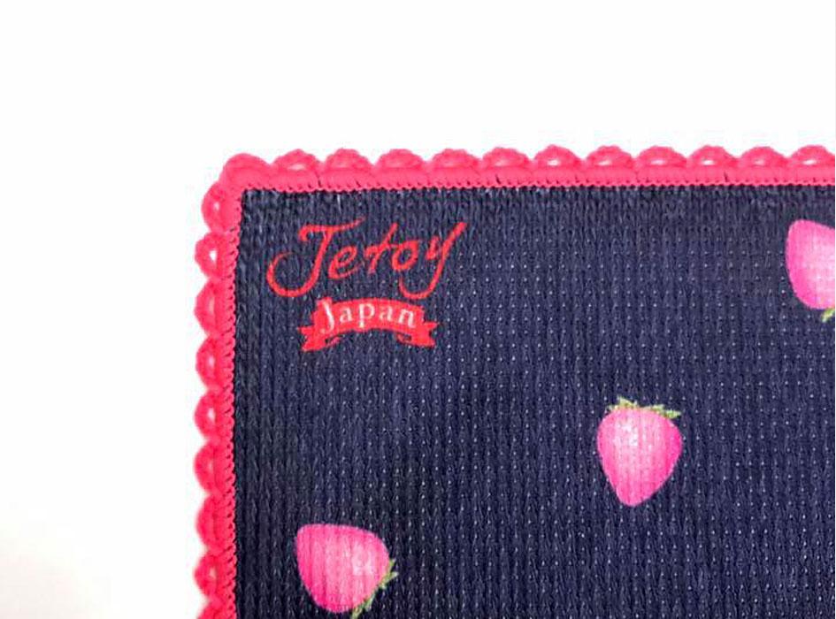 Jetoy Japanのオリジナル商品!<br>しっかりとロゴが入っています♪