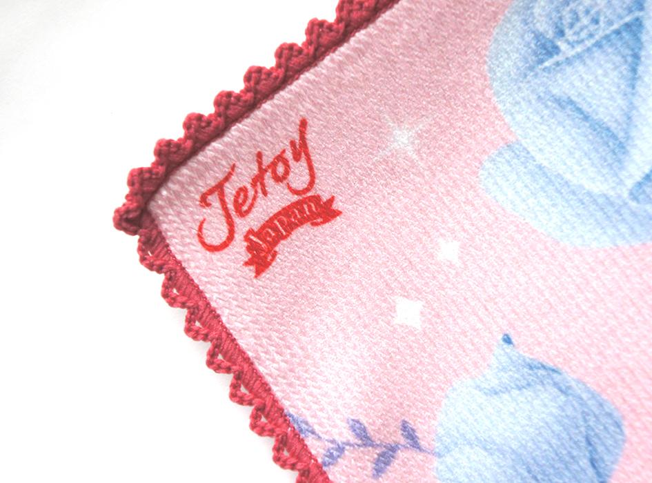 Jetoy Japanオリジナル商品の<br>証である、ロゴも<br>しっかりと入っています。