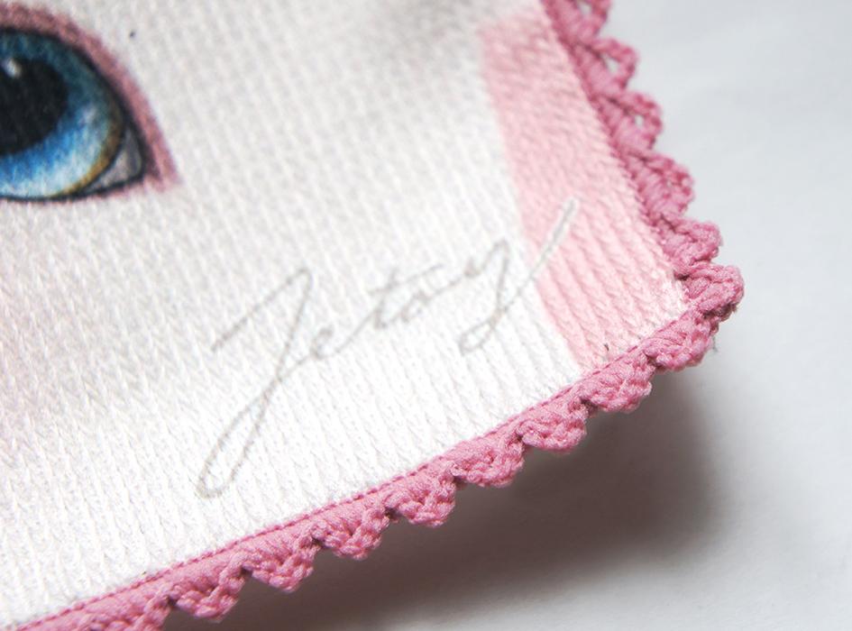 パステルブルー×ピンクの<br>組み合わせは、<br>おしゃれ女子の鉄板カラー。<br>甘くなりすぎず、<br>クールにもなりすぎない、<br>程よい色合いが人気です。