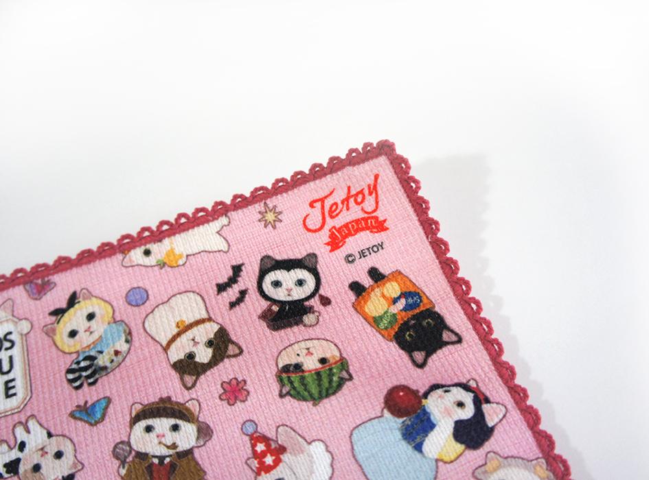 Jetoy Japanのロゴ入り!<br>日本でしか買えないなんて贅沢すぎる♪