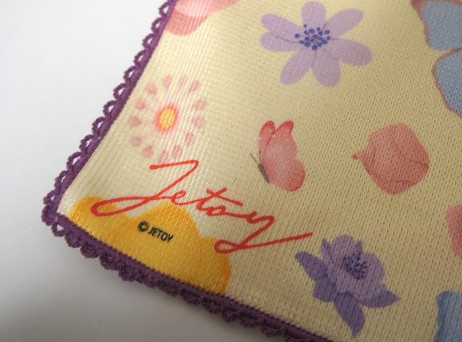 Jetoyのサインも<br>しっかり入っています☆