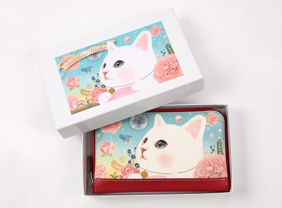 かわいらしい箱に入っているのでご家族や、<br>お友達へのプレゼントにぴったり◎