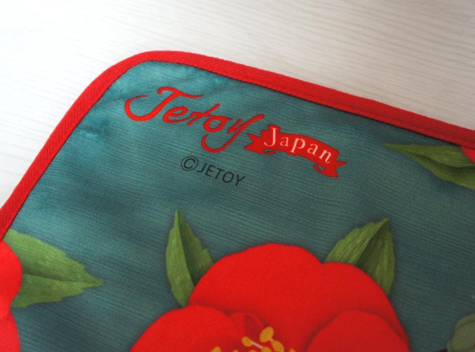 JeotyJapanの<br>ロゴプリントも<br>しっかり入っています☆
