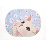 猫のマウスパッド4 ブロッサム