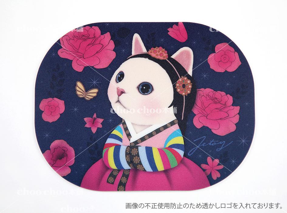 韓国の鮮やかな衣装に身を包んだ<br>ウォリが美しい♪<br>妖艶な世界観が全面に広がるデザイン♪