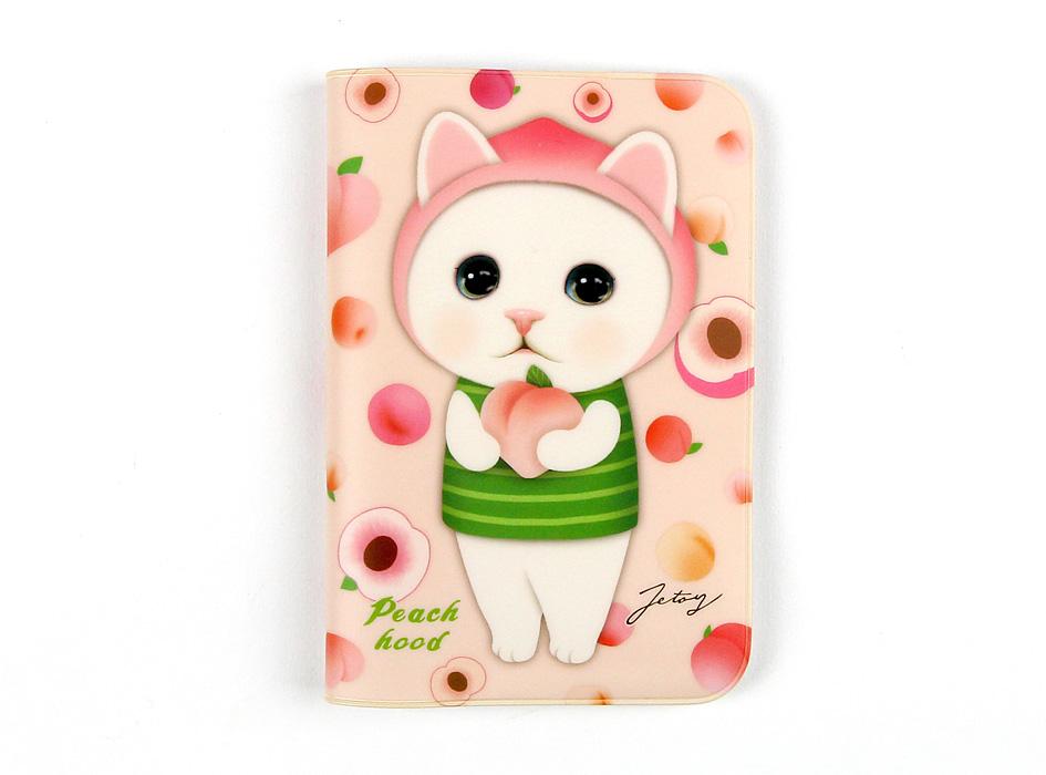 猫のパスポートケース6